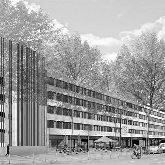 Parkhaus Kuckelke