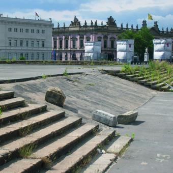 Ansicht Schlossplatz